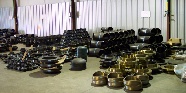 Carolina Industrial Piping Pipe Fabrication Carbon Fittings in Building